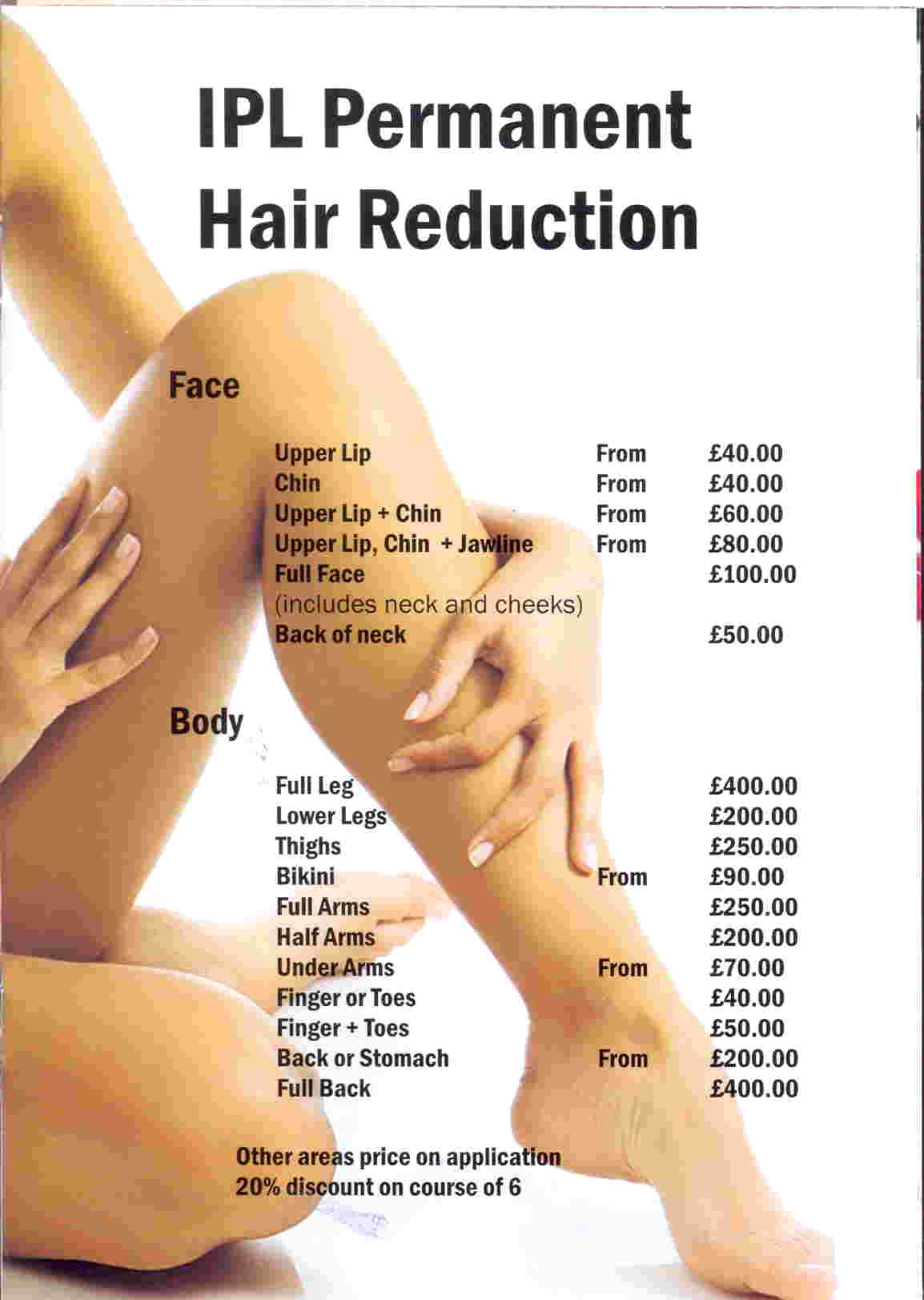 Heaven Hair, Beauty & Hair Removal Clinic